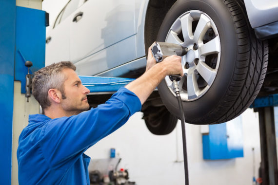 Tire and wheels services